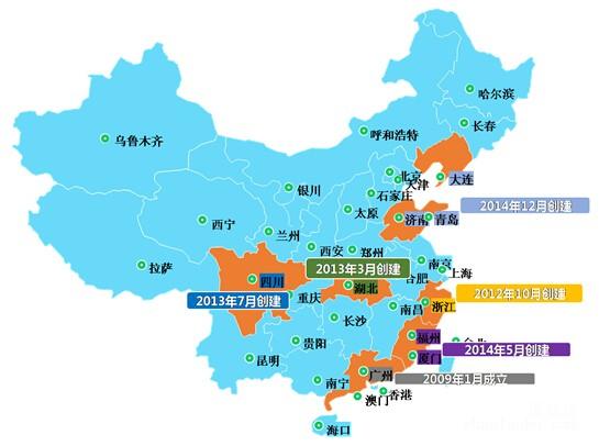 2016华南产业结构
