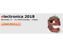 德国慕尼黑electronica2018+德国电子元器件展