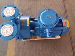 液环真空泵循环水冷却装置工作原理