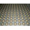 除尘器多孔板设计时主要是布置滤袋孔的距离