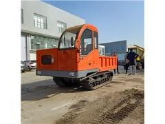 直销定制型履带运输车 自卸翻斗运输车