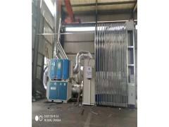 山东环保设备光氧催化设备废气处理吸尘柜移动伸缩房烤漆房