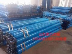 陕西煤矿DW外注式单体液压支柱技术参数