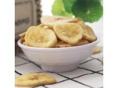果蔬脆批发 代理 香蕉片脆 120g/罐